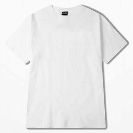 ユニセックス Tシャツ 半袖 ラウンドネック 逆さ英字 バックプリント オーバーサイズ 韓国ファッション メンズ レディース 大きいサイズ ストリートファッション DTC-546561893275