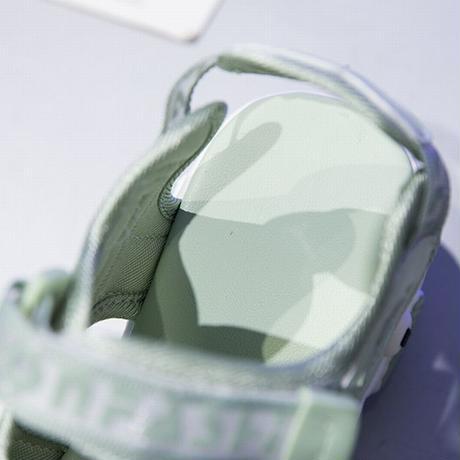 スポーツサンダル スポサン 5.5cm 厚底 韓国ファッション レディース サンダル フラットサンダル ベルト マジックテープ 厚底サンダル フラット かわいい 歩きやすい 617262292358