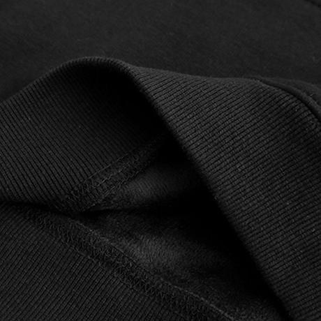 ユニセックス プルオーバー パーカー プラスベルベット メンズ レディース 蝶 バタフライ プリント オーバーサイズ ルーズ ストリート系 ファッション TBN-632112418217