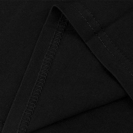 ユニセックス 半袖 Tシャツ メンズ レディース 落書き風 クマちゃん ベアー プリント オーバーサイズ 大きいサイズ ルーズ ストリート TBN-616119365044