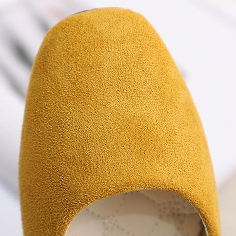 全13色! パンプス フラットシューズ ぺたんこ 韓国ファッション レディース シンプル フラットパンプス シューズ キュート 痛くない かわいい 歩きやすい 554689562011