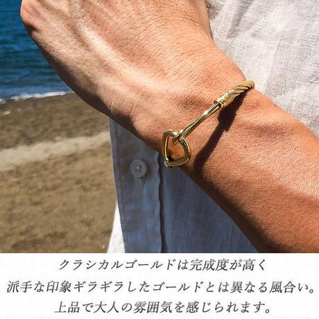 ハワイアンジュエリー バングル フィッシュフック 針 金属アレルギー対応 メンズ レディース サージカル ステンレス シルバー ゴールド ピンクゴールド インスタ gbg8174