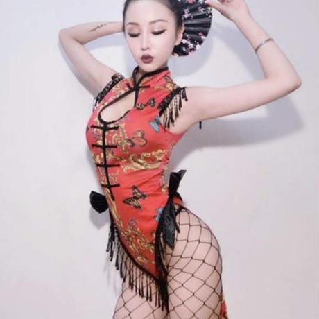China ワンピース