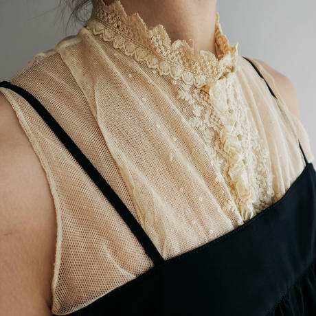Antique Lace Bib