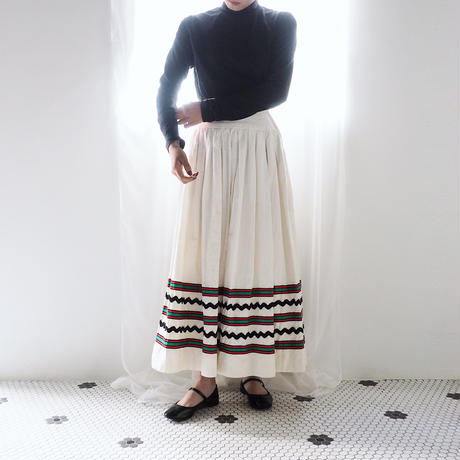 vintage 70s Yves Saint Laurent Skirt