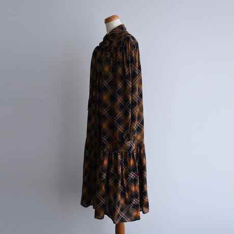 1980s  YSL Rive Gauche Dress