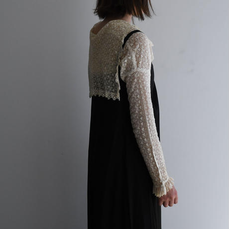 Antique Lace Top