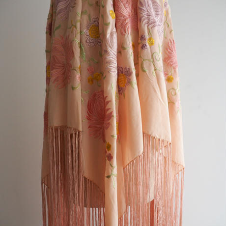 1920s Piano Shawl