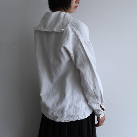 vintage White Sailor Shirt