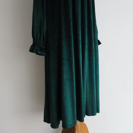 vintage Jean Varon Velvet Dress
