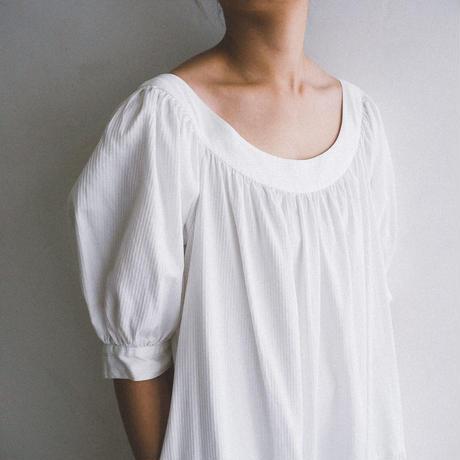 vintage YSL White Dress