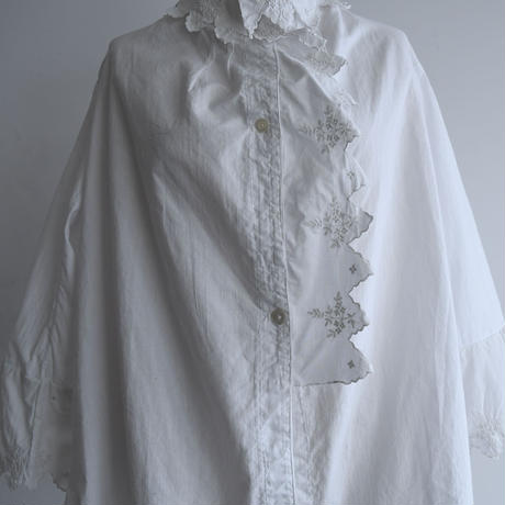 1910s French Lace Blouse