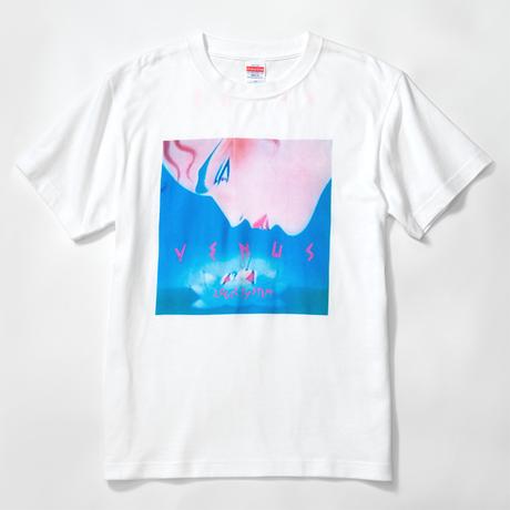 pinewaves / Logic System × ペーター佐藤 VENUS Tシャツ