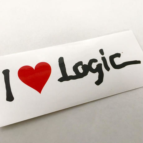 Logic System ロゴTシャツ全2色(new ver.)