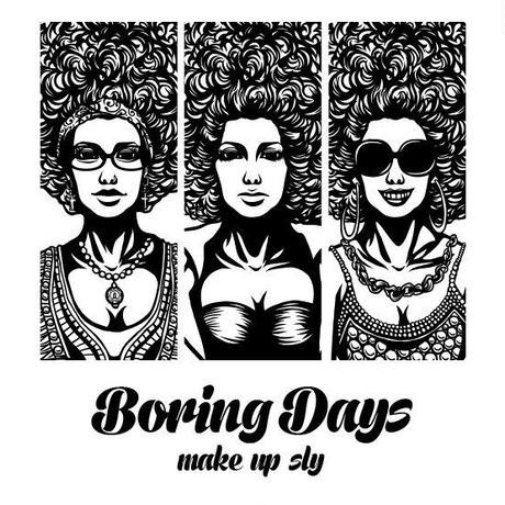 Boring Days -white-