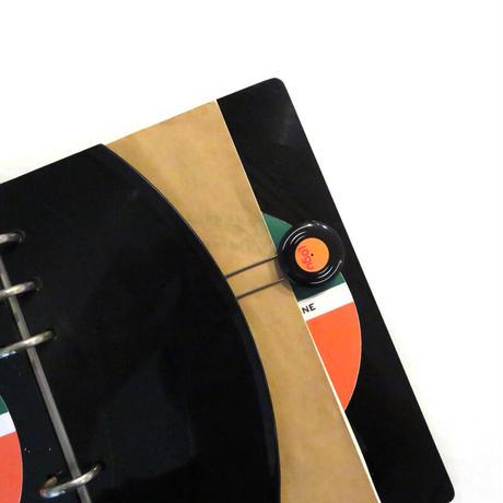 レコードクリップとポストイットのセット CLP-01