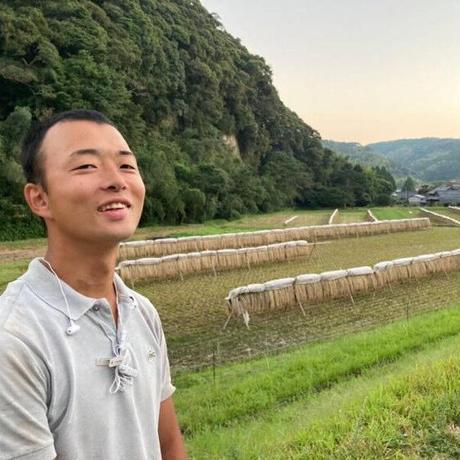 つるさね農園の白米 2kg (栽培期間中 農薬・化学肥料不使用)