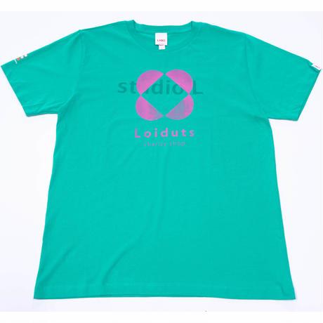 <original>studio-L オーバープリントTシャツ