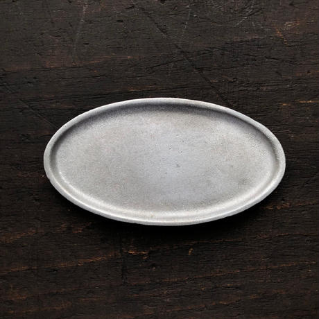 IRON TRAY / Oval 《 L size 》