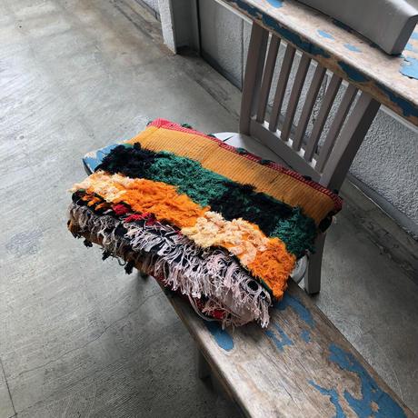 トゥアレグの綿ブランケット