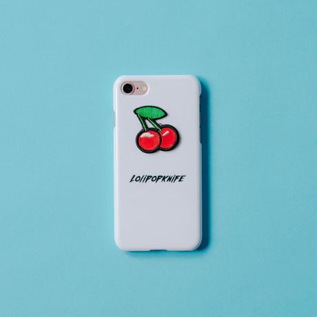 【ポスト便】iphoneケース6s/7/8/X white