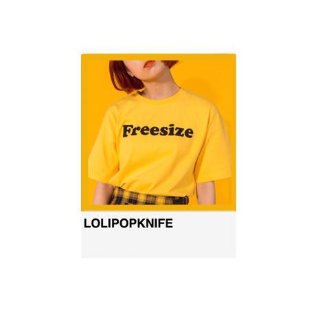 """""""Freesize"""" T-shirt"""