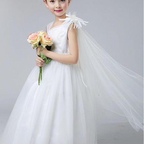 210e3da060333 キッズ 子ども服(女の子) フォーマル ドレス フレアワンピース 結婚式 フォーマルワンピース 七五三 刺繍 ...