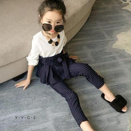 0c1c55eafc00a ... ヴィスチェ風 おしゃれ 入学式 子供服 女の子 卒業式 パンツスーツ 女の子 韓国子供服 ...