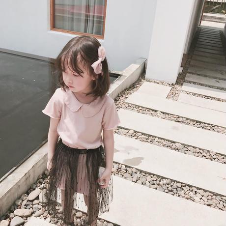56dde045fcee4 ... キッズ 子ども服 子ども服(女の子) スカート 春 夏 レイヤード チュールスカート 重ね着 ...