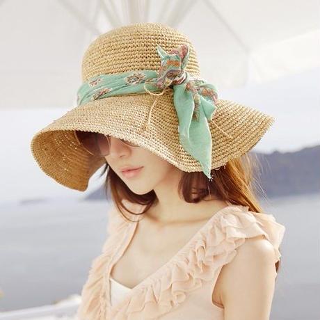 ファッション小物 帽子 麦わら帽子 つば広 ハット リゾート ビーチ UVカット 女優帽 レディース帽子 ストローハット 春 夏 ペーパーハット 紫外線 UV対策 TAGX11254