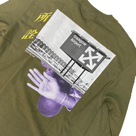 LONELY論理#20 ANTI V.A LONG SLEEVE