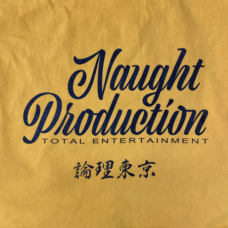 Naught Production × LONELY論理 / Mr.T LONG SLEEVE