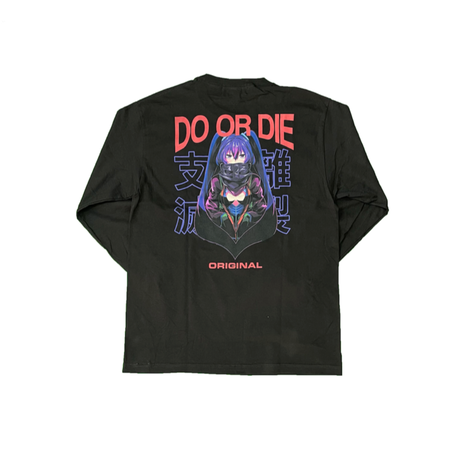 #18 LONELY論理 DO OR DIE LONG SLEEVE