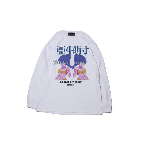 "atmos × LONELY論理 ""ANIMESM AT"" LT"