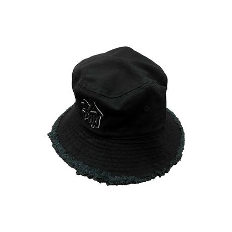 LONELY論理#20 COTTON FRINGE HIPPIE HAT