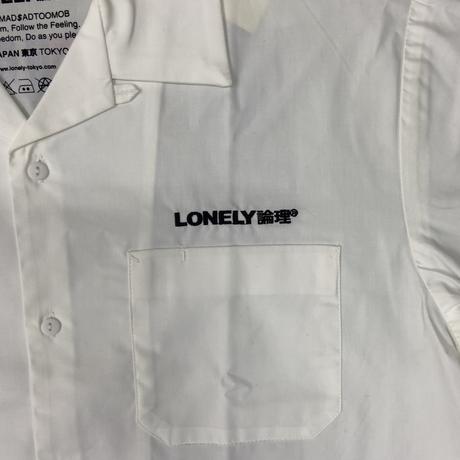 #19LONELY論理 LONLELISM OPEN CALLER SHIRTS