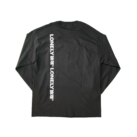#18 LONELY論理 BF LONG SLEEVE