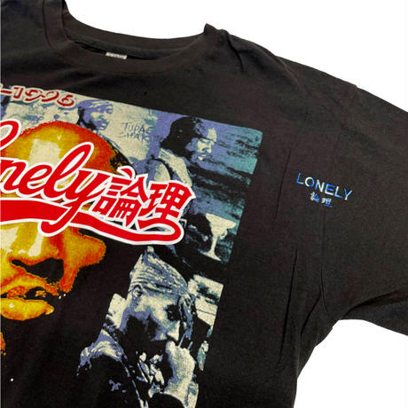 LONELY論理 VINTAGE CUSTOM T-SHIRTS(E)/一点ものEXCLUSIVE