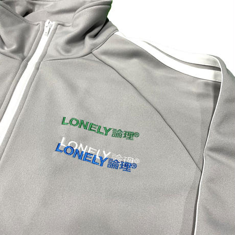 LONELY論理 3EMB LINE JERSEY TOP