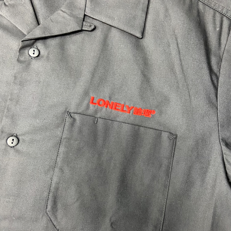 LONELY論理 CYCLE GANG OPEN CALLER SHIRTS