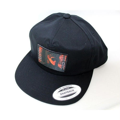 BLACK RAIN コラボ YU CAP