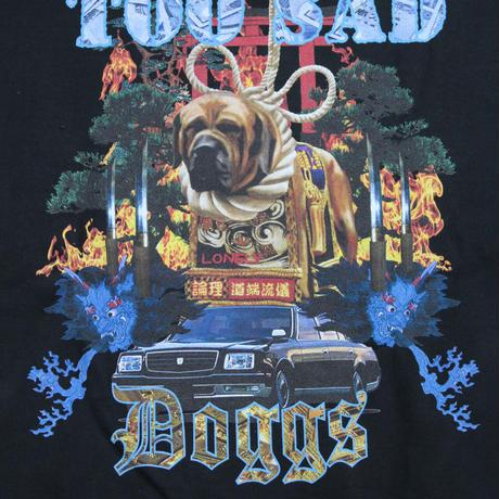 LONELY論理#16 TOO SAD DOGGS HOODIE