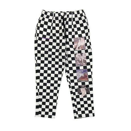 LONELY論理 JAPONISM CHECKER PANTS