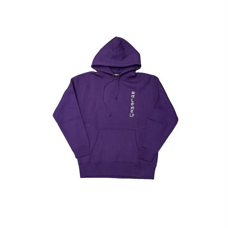 LONELY論理 TOM OSABE HOODIE/限定
