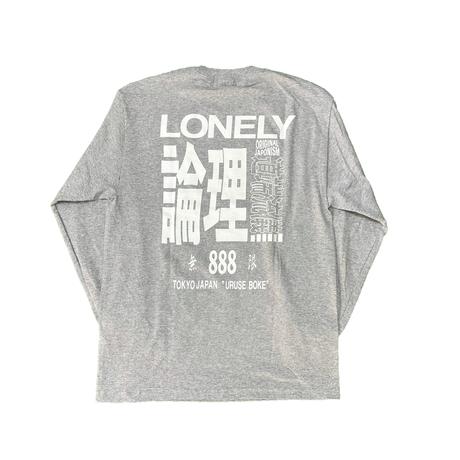 #18 LONELY論理 TK2 LONG SLEEVE
