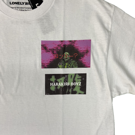 #19LONELY論理 SWEET HOMES TEE
