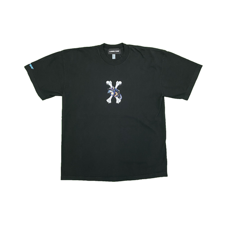 LONELY論理 PUFF PUFF BRIGADE TEE