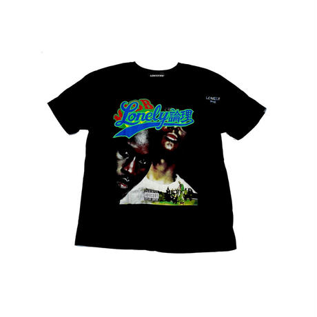 LONELY論理 VINTAGE CUSTOM T-SHIRTS(D)/一点ものEXCLUSIVE