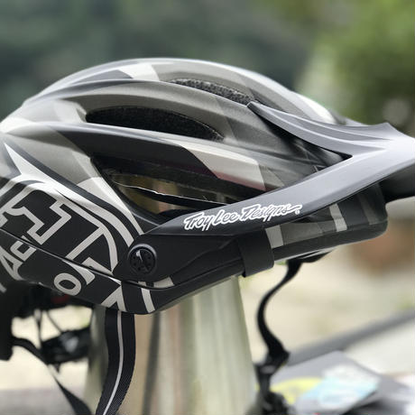 Troy Lee Designs A2 / Jet Gray / MD-LG