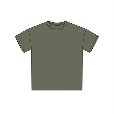 B01 | Big Crew Neck | Short Sleeve (追加入荷)
